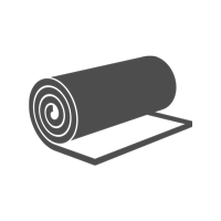 Going Green - Insulation Icon