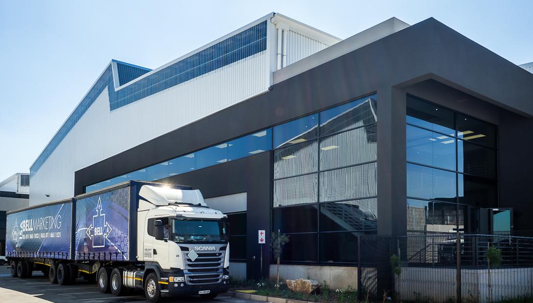 Ashworth Logistics Park, Building E