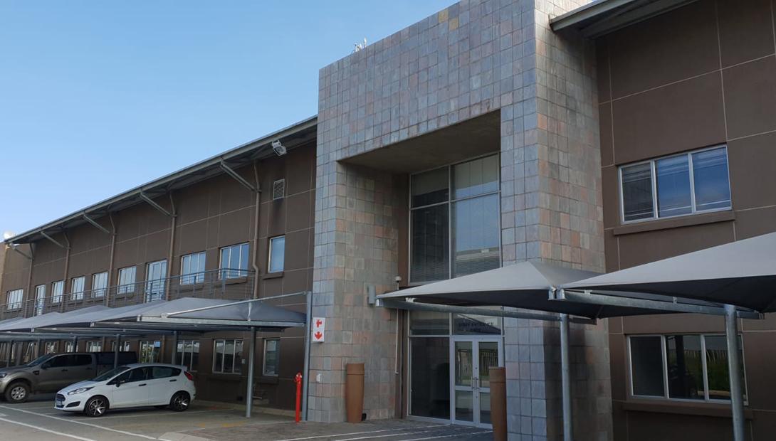 N1 Business Park, Single Building