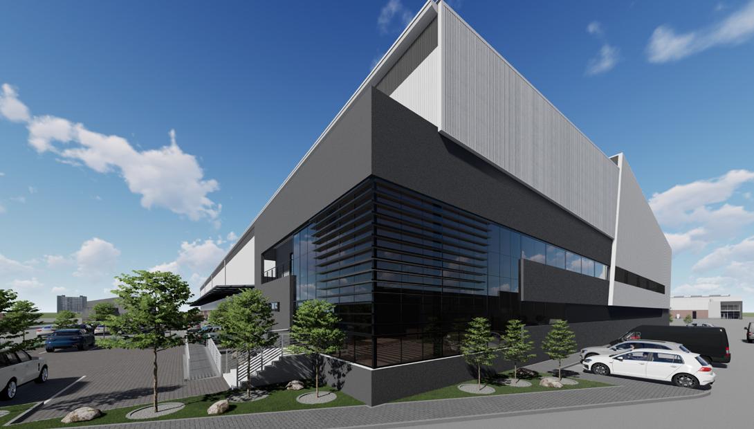 Ashworth Logistics Park-Building A